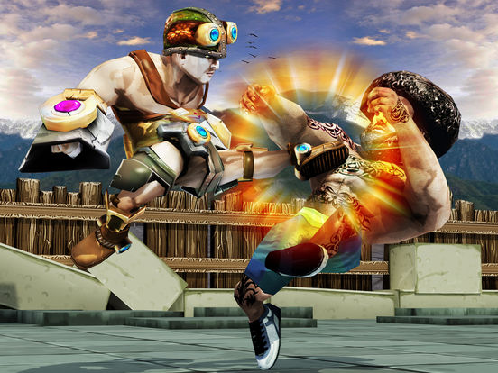 kickboxing Fight - Beat the beasts and mortals screenshot 7