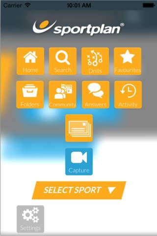 Sportplan - náhled