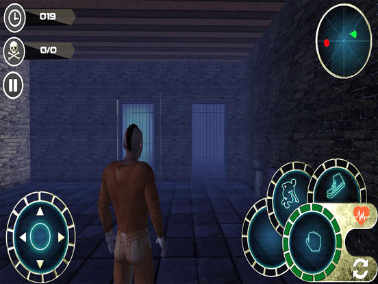 Armed Prison Subway Runner : Real Breakout Mission screenshot 7