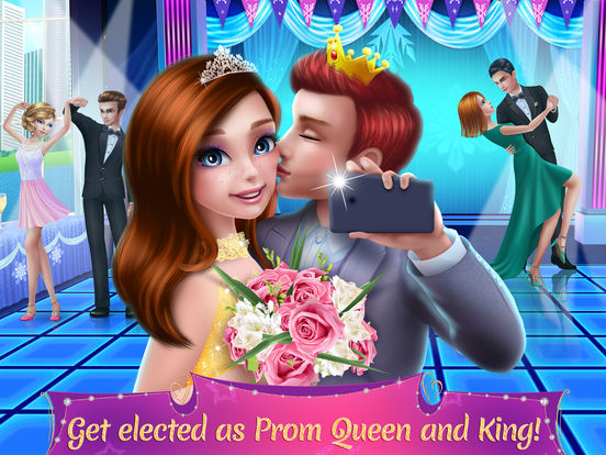 Prom Queen Girl - Date Night screenshot 9
