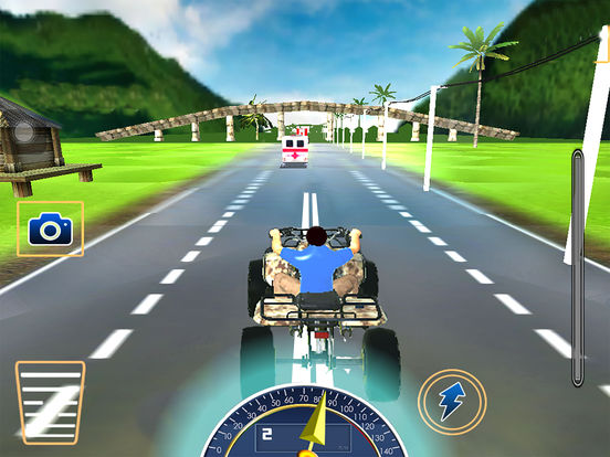 Quad Riding Mania : Cover The Distance To Win screenshot 5