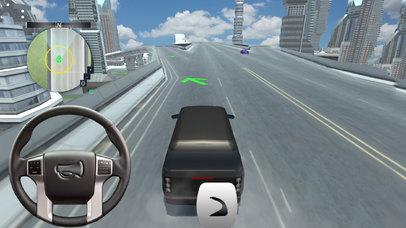City Fast Prado Racing :Real Land-Cruiser Par-king screenshot 3
