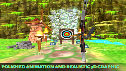 Archery BowMaster Champion : Real Winter Challenge screenshot 3
