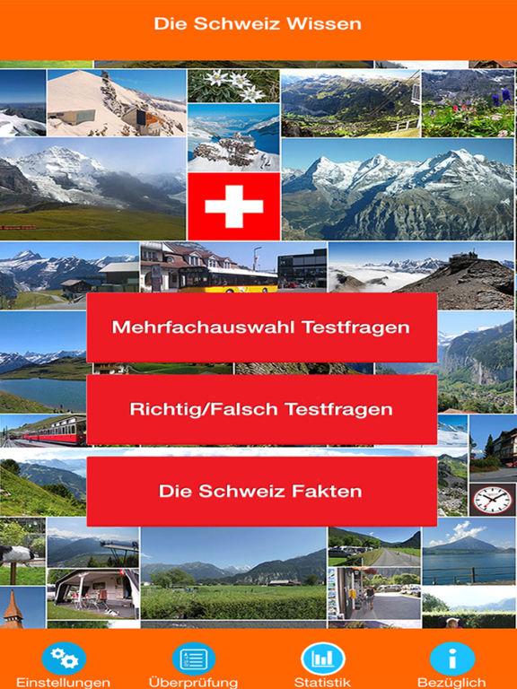 Die Schweiz Quiz screenshot 6