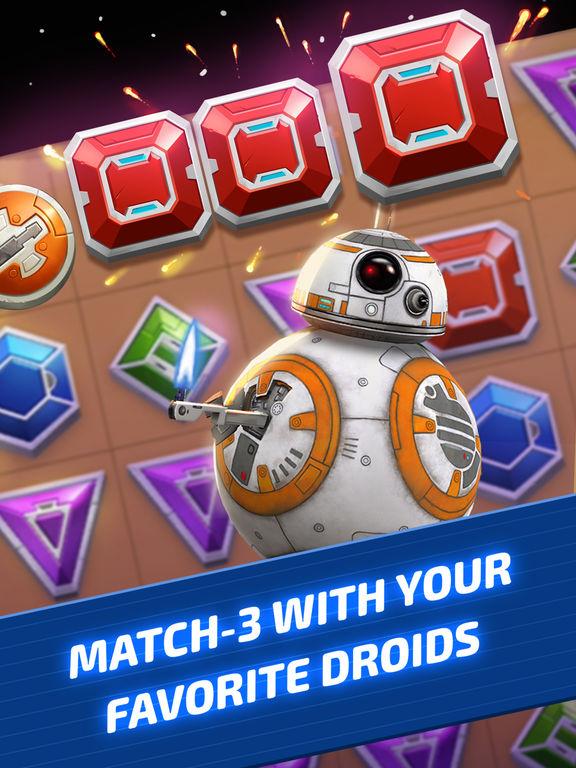 Star Wars: Puzzle Droids™ screenshot 6