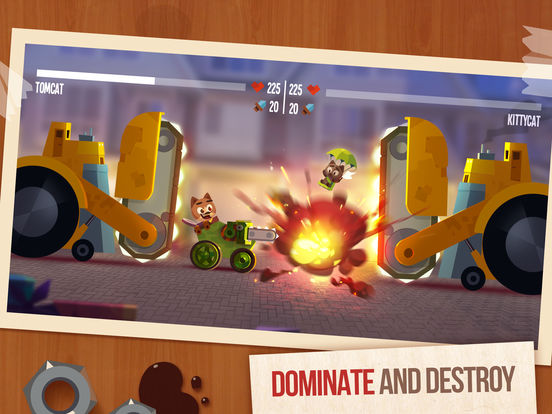 CATS: Crash Arena Turbo Stars screenshot 8