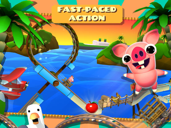 Bacon Escape screenshot 6