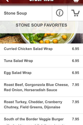 Stone Soup Food Company Kingston - náhled