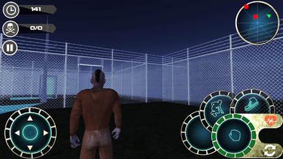 Prison Survive Break Escape : 3D Action War Game screenshot 3