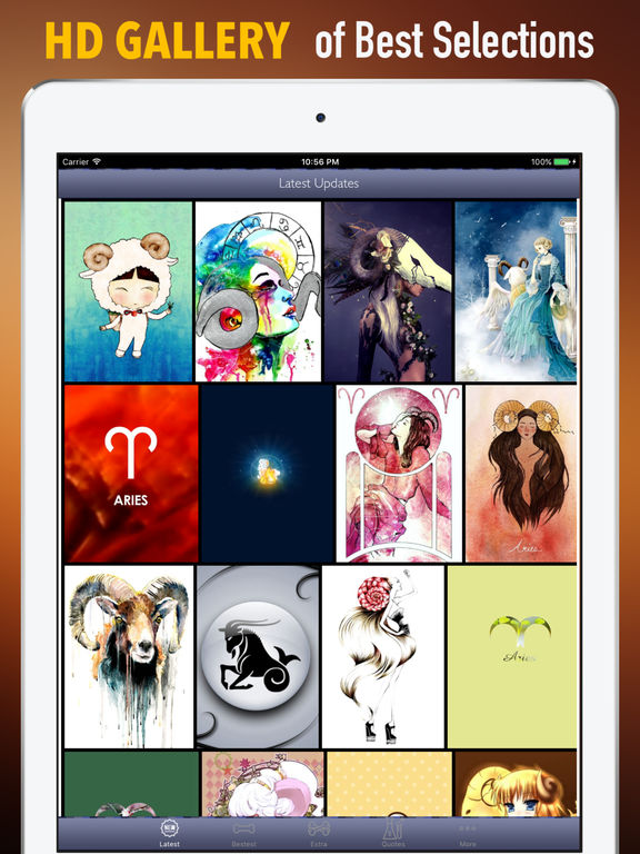 Aries Wallpapers HD- Quotes and Art Pictures screenshot 6