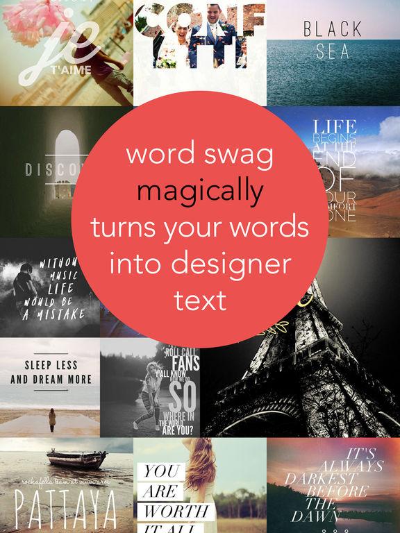 Word Swag Cool Fonts Typography Generator Download Free Without Jailbreak Panda Helper