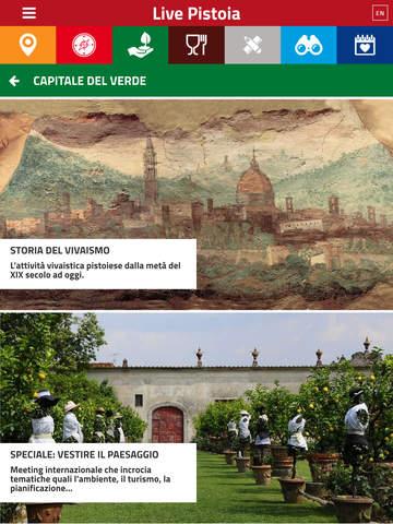 Live Pistoia - náhled