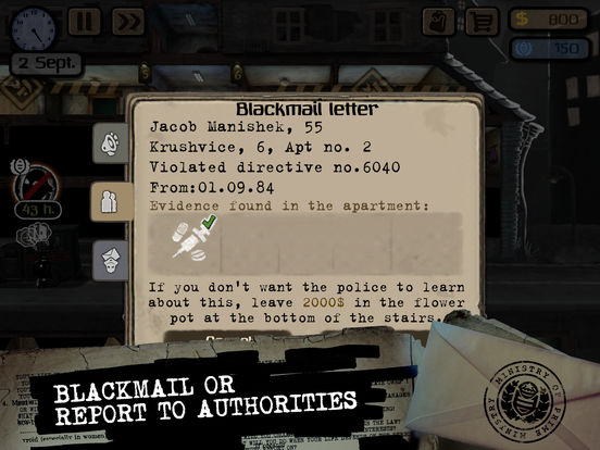 Beholder screenshot 7