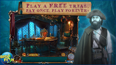 Sea of Lies: Leviathan Reef - Hidden Objects screenshot 1