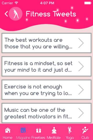 Workout express - náhled