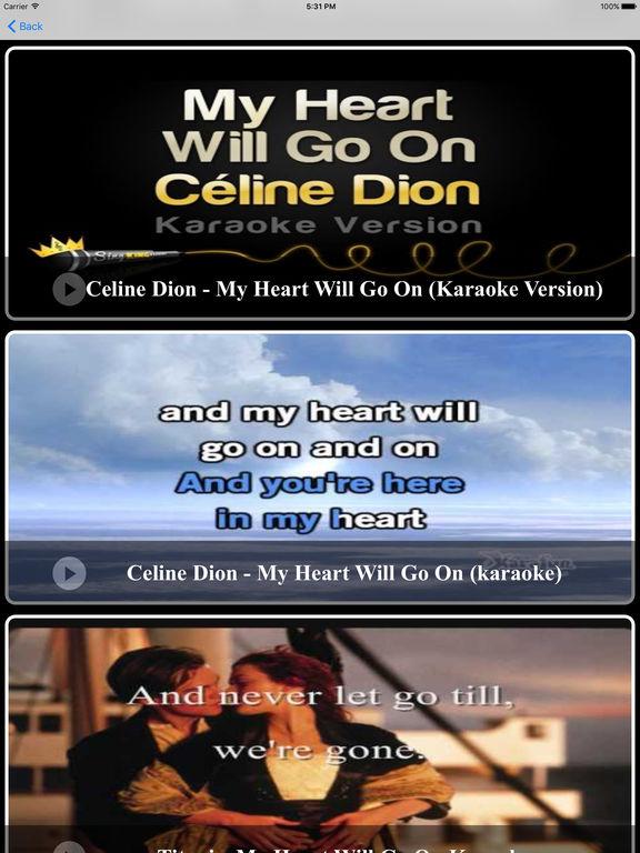 Karaoke Music - Sing & Record screenshot 6