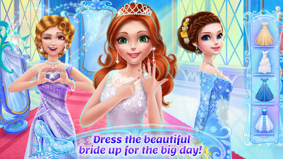 Ice Princess Royal Wedding Day screenshot 2