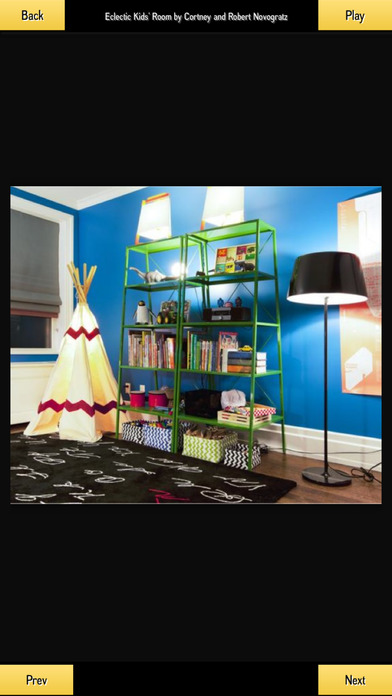 Amazing Kids Room screenshot 5