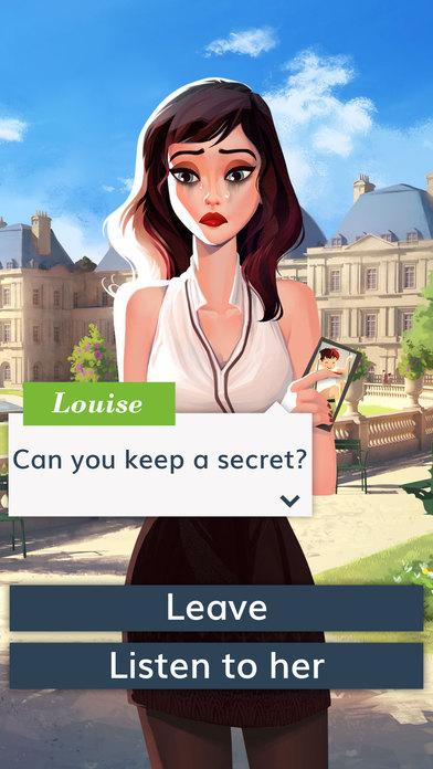 City of Love: Paris screenshot 2
