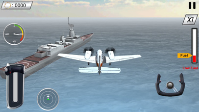 Aeroplane Flight Control : The Pacific Wingman screenshot 3