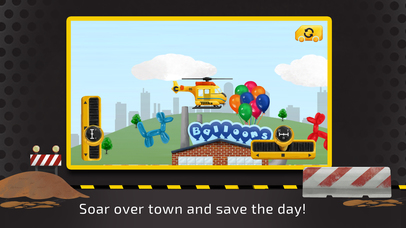Tonka: Trucks Around Town screenshot 3