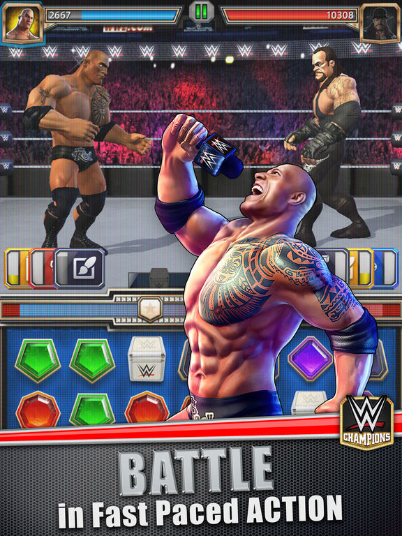 WWE Champions 2021 screenshot 8