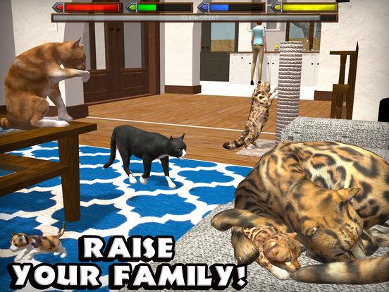 Ultimate Cat Simulator screenshot 8