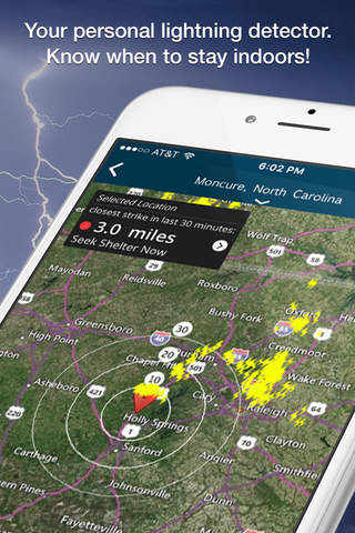 Local Weather Radar Map WeatherBug   Local Weather, Radar, Maps, Alerts for iPhone and iPad Local Weather Radar Map