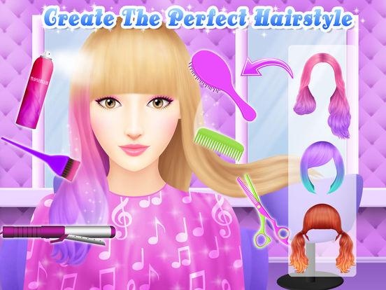 Angelina's Pop Star Salon - Spa & Makeup screenshot 9
