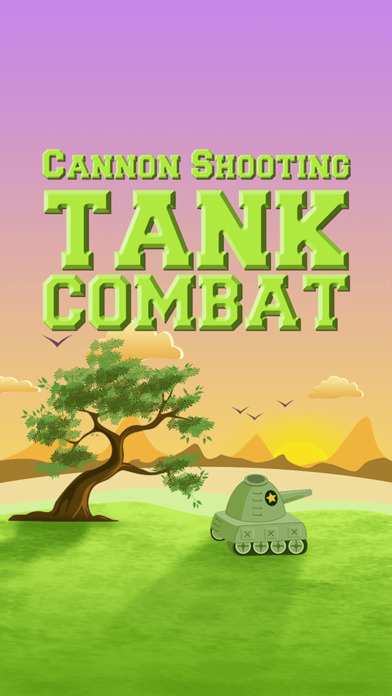 Cannon Shooting Tank Combat - new gun battle screenshot 1