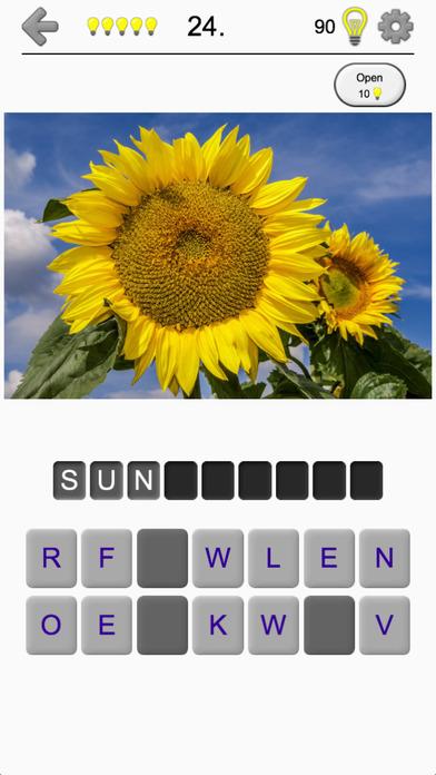 Flowers Quiz: Beautiful Plants screenshot 1