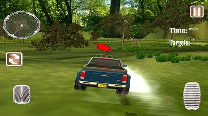Jungle Hunting Simulator : 3D Sniper Shooting screenshot 1