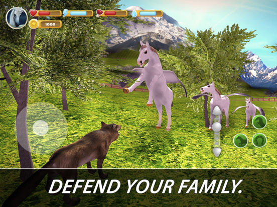 Pegasus Family Simulator Full screenshot 7