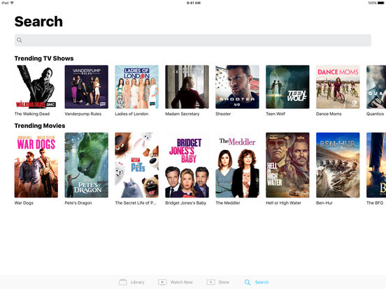 Apple TV screenshot 8