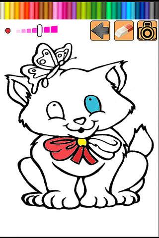 Animal Drawing And Coloring Kids Game - náhled