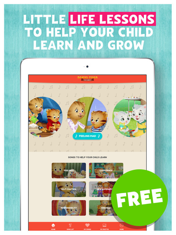 Daniel Tiger for Parents screenshot 6