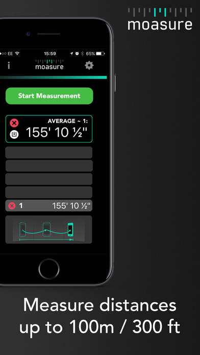 measure distance with iphone app shopper moasure the smart measure utilities 15670