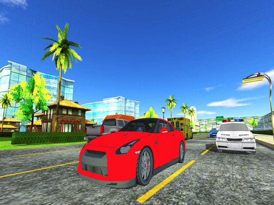 In Car VR Parking 2017 - Miami Edition screenshot 9