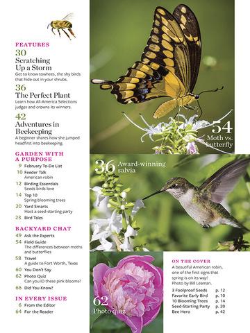 Birds & Blooms - náhled