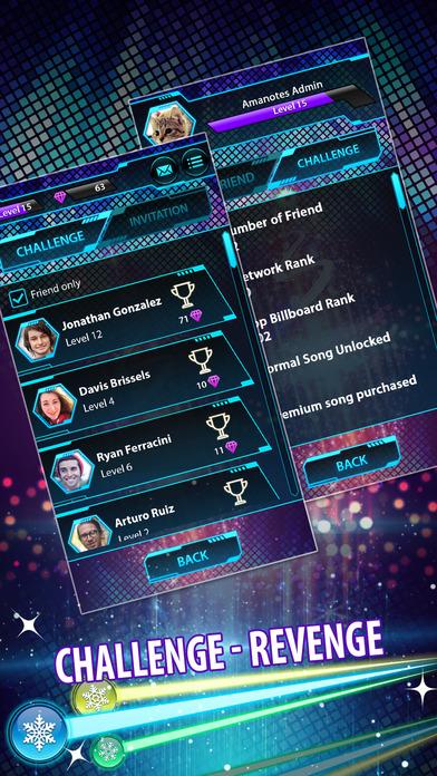 Tap Tap Reborn 2: Rhythm Game screenshot 3