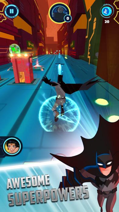 Justice League Action Run screenshot 2