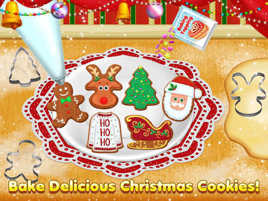 Fairies Christmas Kitchen & Fun screenshot 8