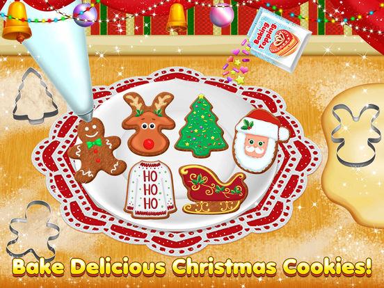 Fairies Christmas Kitchen & Fun screenshot 8