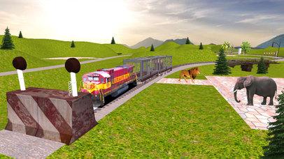 Animal Cargo Transport Train screenshot 2