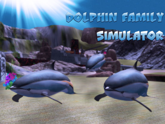 Dolphin Family Simulator screenshot 5