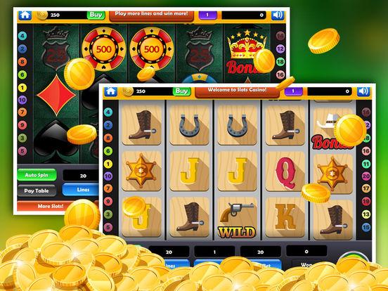 Christmas Slots! Super Huuuge Gold Jackpot Casino screenshot 10