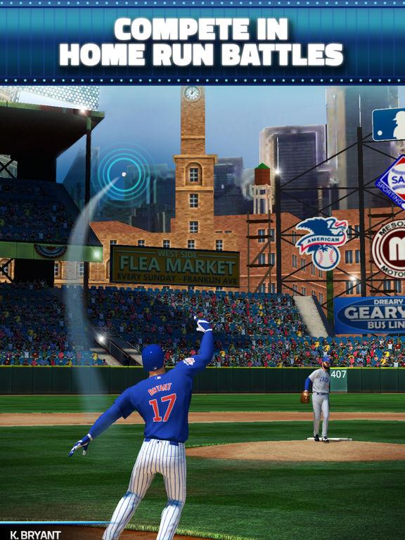 MLB Tap Sports Baseball 2017 screenshot 9