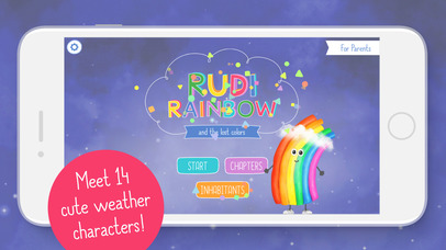 Rudi Rainbow – Children's Book screenshot 1