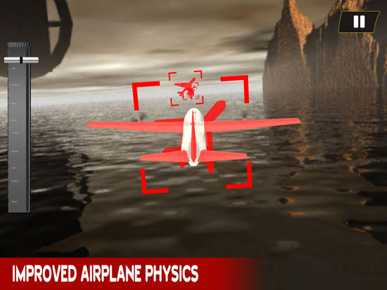 Airplane Runway Landing screenshot 6
