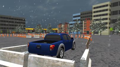 4x4 Heavy Jeep Offroad Parking - Crazy Drive screenshot 3